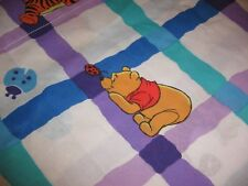 Disney'S Winnie the Pooh and Tigger with Ladybug Valance 84 By 15 Fabric