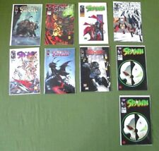 Spawn 9 Lot Comics Image 64, 68,69 & More.....in Used Good Condition