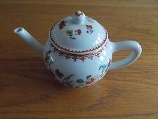 Franklin Nuovo di zecca-Cinese-Piccola teiera in miniatura-Porcellana