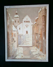 Opole 79 by Anna wyrwisz (* 1930-1882 prudnik, museales paintings Oppeln Silesia