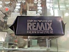 Emporio Armani Remix For Him Eau De Toilette Spray 50ml