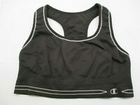 CHAMPION Women's Size S Yoga Athletic Workout Running Black Sports Bra