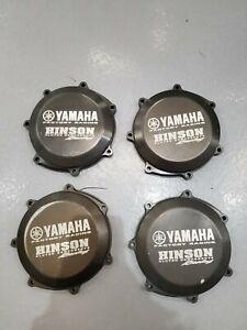 Yamaha Factory Racing Hinson Clutch Cover 2001-13 YZ250F/WR250F C141