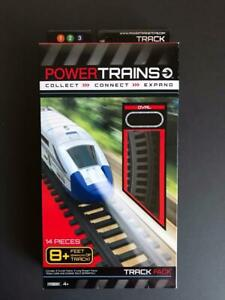 Jakks Pacific Year 2012 Power Trains Series Track Pack OVAL Shape Rail Track