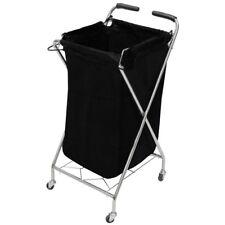 Salon Towel Laundry Basket Holder Trolley Rollabout Cart TR-39