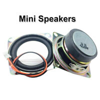 2inch 4ohm 3W Full Range Mini Speaker For Stereo Loudspeaker Box Accessory PR