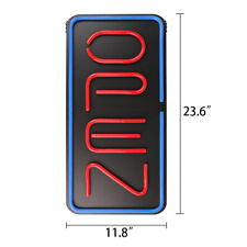 Super Bright Led Neon Light Animated Motion with On/Off Store Open Business Sign