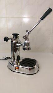 Espressomaschine La Pavoni Europiccola, Handhebel