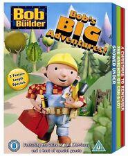 Bob The Builder 3x Disc Dvd Full Length Box Set Cool Kids Christmas Gift Idea