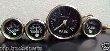 Case Tractor Temperature,Oil Pressure ,Tachometer, Ampere Gauges Kit