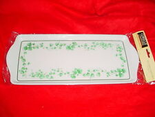 CORELLE CALLAWAY TIDBIT SERVING TRAY BRAND NEW IN PACKAGE FREE USA SHIPPING
