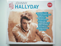 Johnny Hallyday triple cd album digipack All You Need Is Johnny Hallyday