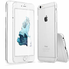 Geekodo® iPhone 7 Plus Clear Silicone Cover Bumper Protective TPU Case x 2 Pack