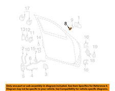 GM OEM Front Door-Lock Cylinder 15298924