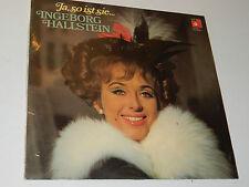 1974 sealed LP INGEBORG HALLSTEIN basf 20 22030.3 JA SO IST SIE madame pompadour