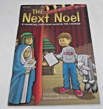 Children Skit Next Noel Christmas Musical Drama Church Christian Dennis Allen