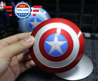 【FREE SHIPPING】1/6 scale Captain America Metal Shield Can Buckle Hand for 12''