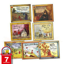 Katie and the Artists Collection,The Bathers,The British Artists,7 Books Set