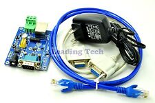 Evaluation Board Wifi to RS232 RS485 Module Support RTS/CTS w/ RJ45 Interface LW