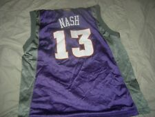 Steve Nash Phoenix Suns Reeok sz18/20 Home Jersey,REAL QUALITY, GREAT CHEAP GIFT