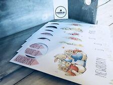 Peter Rabbit Armoire Diviseurs/Placard Diviseurs-Baby Shower cadeau