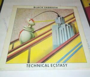 Black Sabbat Technical Ecstacy VG+ -NM erschienen 1976 auf Photogram