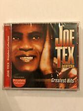 JOE TEX: I GOTCHA-GREATEST HITS RARE Priceless Collection (FACTORY SEALED)