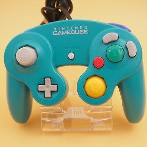 【SALE】Nintendo Official GameCube Controller Emerald Blue Nintendo