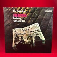 The Beatles Featuring Tony Sheridan Frühe Jahre 1971 UK Vinyl LP Excellent Cond