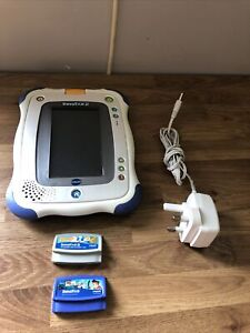 V Tech - InnoTab 2 Tablet - Children's Tablet with charger and two games