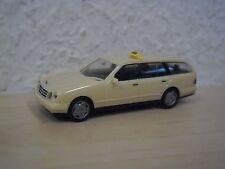Herpa - Taxi - Mercedes-Benz E 200 T (S 210) - Nr. 043571 - 1:87