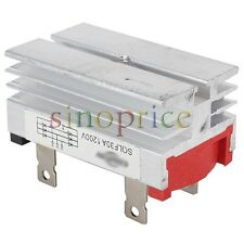 3 Phase SQLF30A Bridge Rectifier 5 Terminals Diode 30A 1200V New
