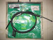 NEW L/H REAR HANDBRAKE CABLE - FITS: NISSAN MICRA / MARCH - K10 (1982-89)