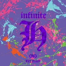 Infinite H (Hoya & DongWoo) Mini Album [ Fly High] Feat. Bumkey, Zion T