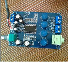 YAMAHA YDA138-E Digital Amplifier board 2* 20W W/headphone amp funct FOR 12V