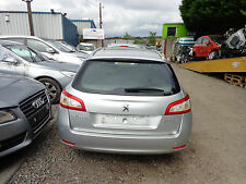 PEUGEOT 508 ACTIVE SW 1.6 HDI 2012 BOOT LID/TAILGATE