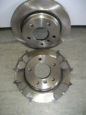 BMW (E46) 316 318 320 REAR VENTED BRAKE DISCS AND PADS (276mm)
