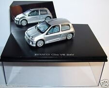 REVELL RENAULT CLIO TROPHY V6 24 VALVES GRIS METAL 1/43 IN BOX