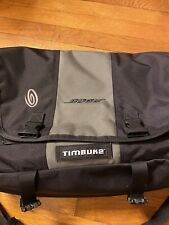 Timbuk2 BOSE Padded Laptop Messenger Bag - Black/Gray