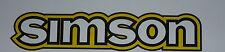 Wasserabziehbild,Schiebebild,DECAL,S50,S50B,S50N,S51,Simson,Schriftzug,Tank