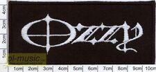 = OZZY Osbourne- embroidery patch ,aufnäher ,naszywka #