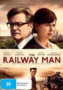 The Railway Man : NEW DVD