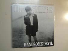 SMITHS:Handsome Devil-Euro.LP SM001 PCV,Live Hacienda Club Manchester Feb.4-1983