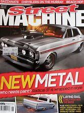 Street Machine Magazine June 2012 - 434CI LC Hatch, V8 HR Wagon, Chrysler 300C