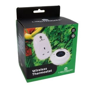 Lighthouse Wiresless Thermostat