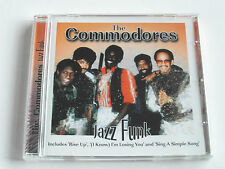 The Commodores - Jazz Funk (CD Album) Used Very Good
