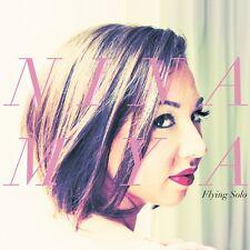 NINA MYA Flying Solo CD NEU / Jazz / Vocal / Pop Smooth