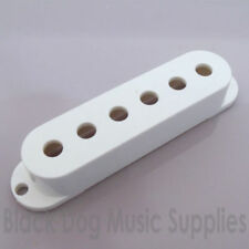 Recambios y accesorios blancos para guitarras y bajos para guitarra eléctrica
