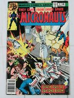 Micronauts #3 1978 Marvel Comics