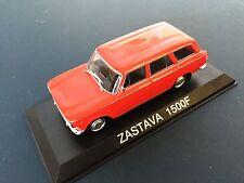 ZASTAVA 1500 F (FIAT 1500) VOITURE 1/43 IXO IST - LEGENDARY CAR AUTO - BA74
